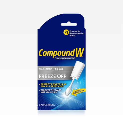 Compound W Freeze Off® Wart Removal