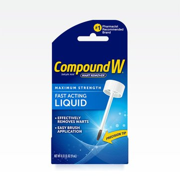 Compound W® Wart Removal Liquid